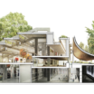 jardins da Fundação Calouste Gulbenkian, em Lisboa.